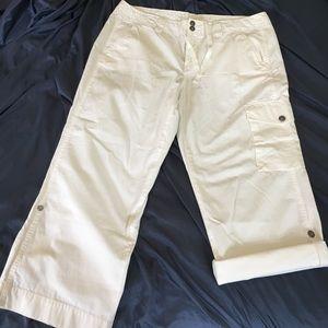 Lightweight pants/capris 14 Tall